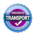 Versicherter Transport